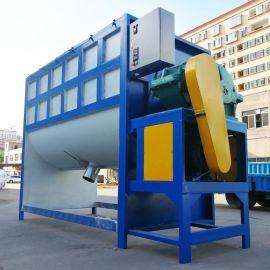 广州厂家生产 卧式搅拌机 油温加热搅拌机