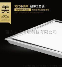 陕西西安LED吸顶灯LED平板灯厂房|办公照明