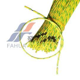 宁波 1平方兰硅高温橡胶 电源线 特软电线加工