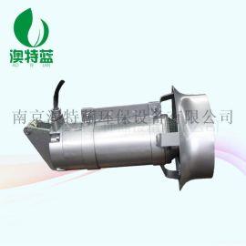 南京QJB冲压式潜水搅拌机 材质不锈钢
