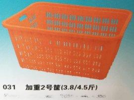大量供应环卫垃圾桶 塑料筐  临沂塑料筐厂家