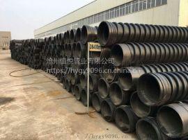 高密度聚乙烯污水管道克拉管低价厂家