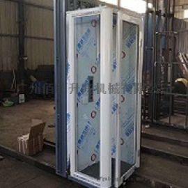 小型別墅電梯廠家好品質液壓家用小型別墅電梯佰旺造