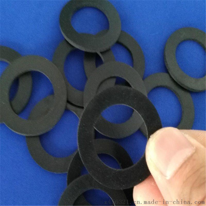 昆山橡胶减震垫片、耐高温垫片、黑色橡胶垫
