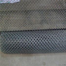山西煤矿支护铁丝网厂家 护坡镀锌勾花网低价