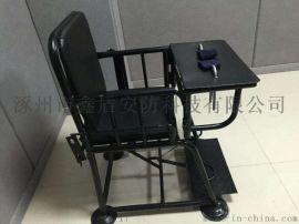 [鑫盾安防]软包不锈钢** 审讯桌椅批发XD8