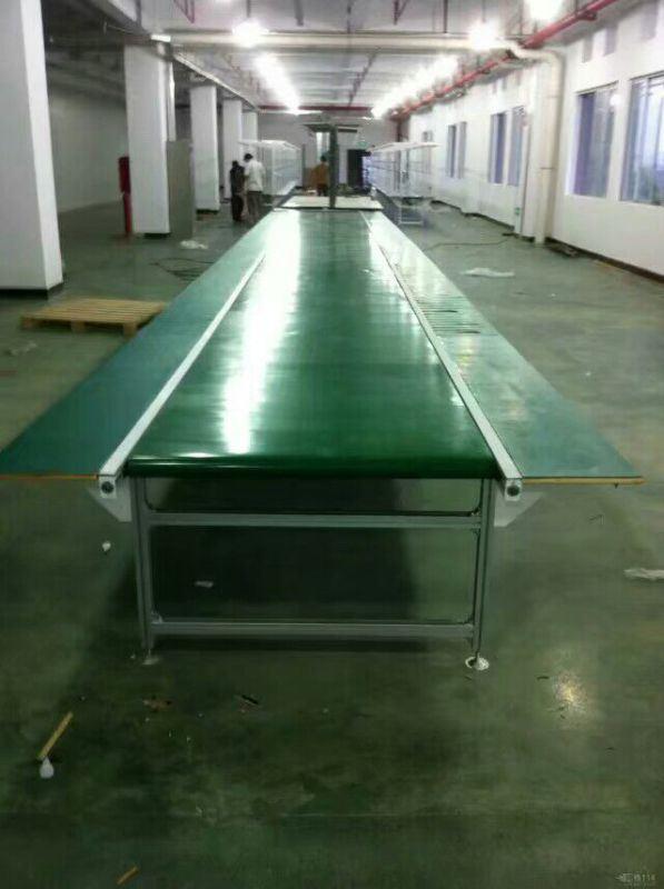電子設備皮帶拉線 河南廠家按需定製各種款式流水線