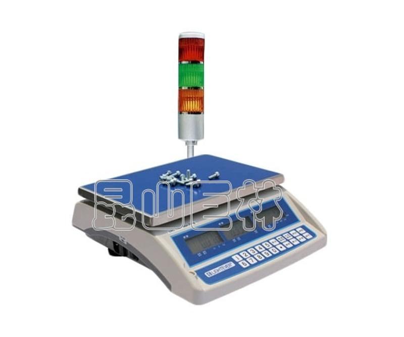 英恒LNCH高精度电子计数带报 桌秤 报 计数称 30kg/0.5g报 秤