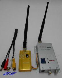 柏通1.2G1.5W8频道远距离无线监控套装