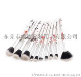 品牌刷 10支26支动物毛专业化妆刷 化妆用具全套 工厂直销
