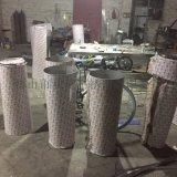厂家直销不锈钢圆筒花盆 工艺花盆加工厂家