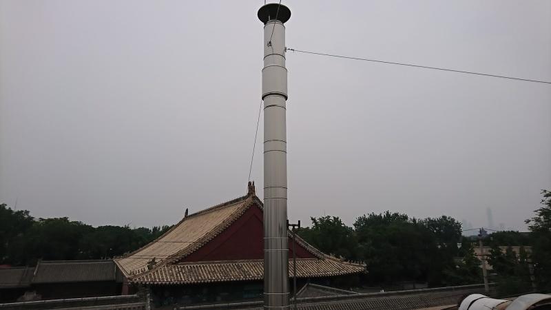 锅炉烟囱,不锈钢保温烟囱,不锈钢烟囱