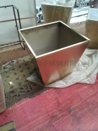 工艺不锈钢花盆加工批发 厂家定制不锈钢花盆