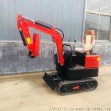 18小型挖掘机施肥除草 农用微型挖掘机