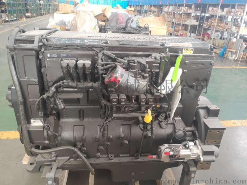 旋挖钻康明斯发动机QSX15 QSX15-C500