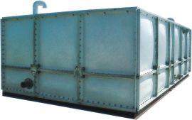 厂家直销长春组合式玻璃钢水箱重量轻