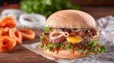 啃德乐-现在开家汉堡店的市场前景怎么样