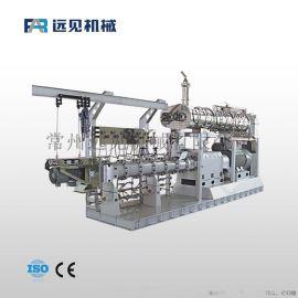 供应颗粒鱼粮膨化机 鱼食膨化机 浮性水产饲料机械