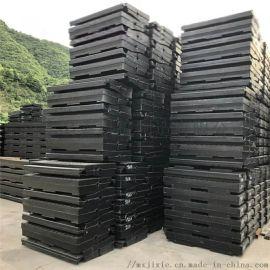 桥梁步行板橡胶垫片 标准铁路橡胶道口板