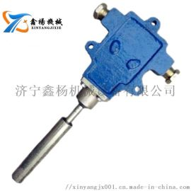 跑偏传感器 煤矿用本安型皮带机综保跑偏传感器