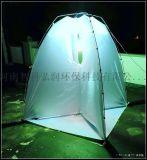 灯诱布 帐篷式灯诱虫布  昆虫灯诱布户外诱虫布