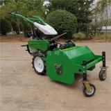 36刀小型前置打草还田机,自走式柴油碎草机