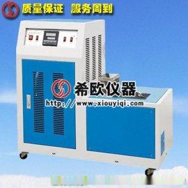 XU8414塑料低温冲击脆化温度测定仪