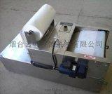 不鏽鋼材質乳化液廢水處理系統紙帶過濾機