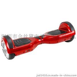 厂家货源**多色扭扭车 自动平衡车 6.5双轮平衡车儿童成人体感车