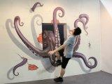 佳木斯同江3D画外墙绘画外墙宣传画