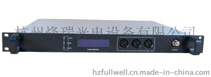输出电平:104dBuV,接收光功率:-8~+1dBm室内机架式光接收机