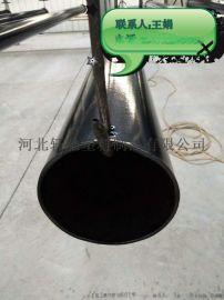 泰安热浸塑钢管生产厂家定制DN150型穿线管