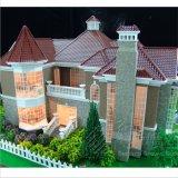豪华别墅沙盘模型建筑别墅单体沙盘别墅升降户型沙盘
