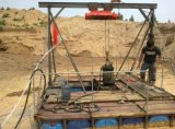 耐磨淤泥机泵 耐磨吸砂泵机组 6寸污泥机泵