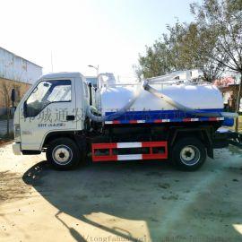 厂家直销绿化环卫东风多利卡5-8立方吸粪车 吸污车