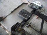 抽屉式钢板防护罩 沧州嵘实防护罩