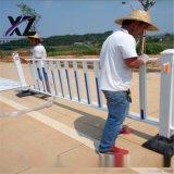 昆明道路护栏 如何安装道路护栏 路中间市政道路栏