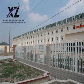 院墙锌钢护栏@外墙围墙护栏栏杆@专用围墙护栏厂家