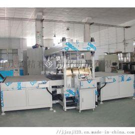 大型50KW热合机 滑台式生产型 充气防潮垫高周波