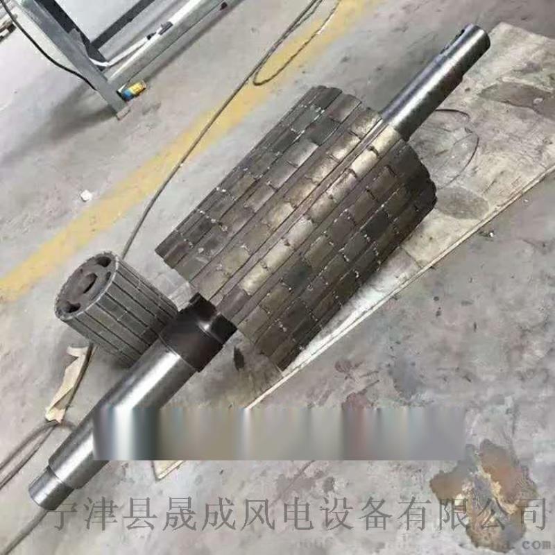 宁津晟成风力发电机偏航调速价格低质量优