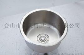 不锈钢拉伸一体成型单水槽