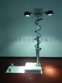 上海河圣 自动升降照明灯 夜间应急升降照明灯