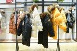 哪里有  女装走份郁香菲18年冬装羽绒服大衣