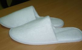 毛巾布拖鞋(**-001)