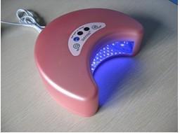 半月形LED美甲光疗灯(D12W)