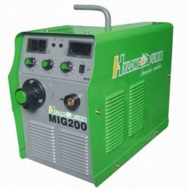 二氧化碳气体保护焊机(MIG200, MIG250)