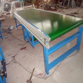 供应滚筒胶带输送机 皮带输送机托辊 输送机械