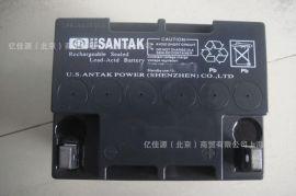 山特6-GFM-24 12V24AH 免维护蓄电池