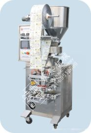 钦典鱼饲料自动包装机 宠物粮食包装机 宠物药品立式颗粒包装机