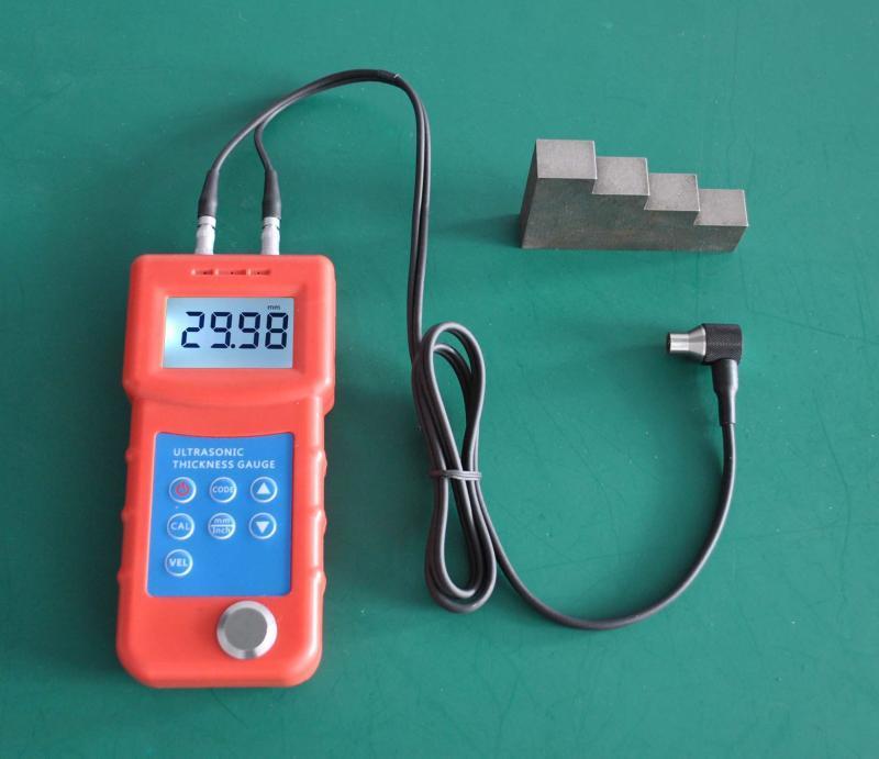 拓科雙精度超聲波測厚儀, 分辨力0.01mm